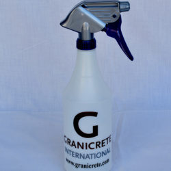 Granicrete Trigger Sprayer & Bottle