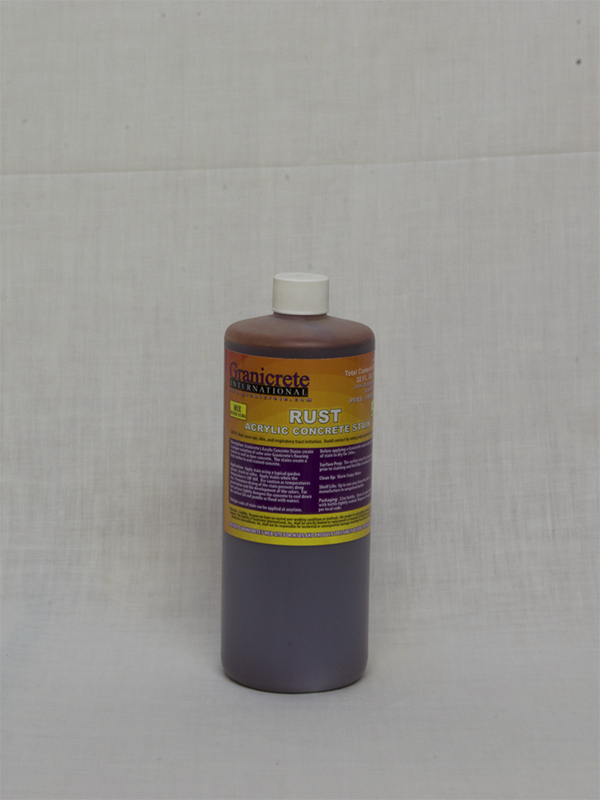 Granicrete Acrylic Concrete Stain