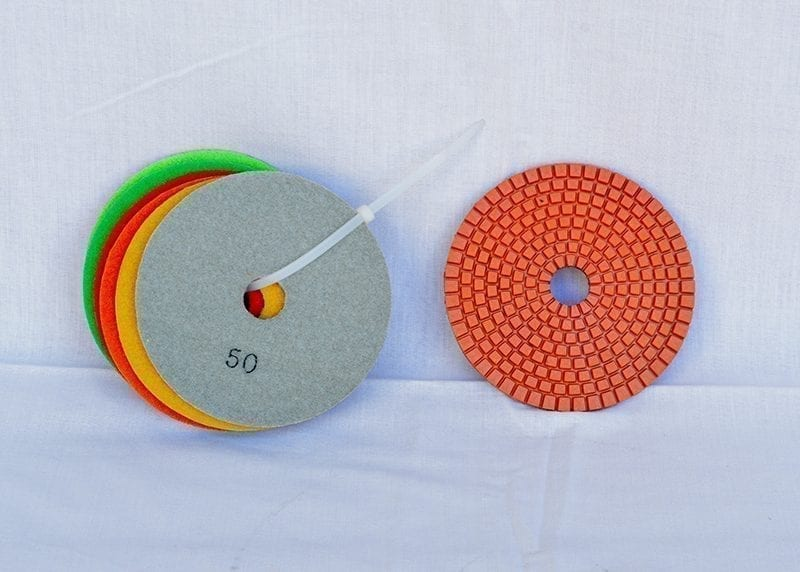 Surecrete Polishing Pads 5″