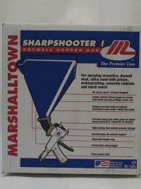 Surecrete Marshaltown SharpShooter Hopper Gun