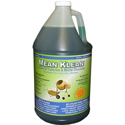 NewLook Concrete & Mortar Dissolver Mean Klean