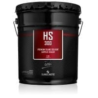 SureCrete Authorized Distributor SureCrete's HS 300™ Series is a premium, high-performance, single-component, 30% acrylic solids sealer