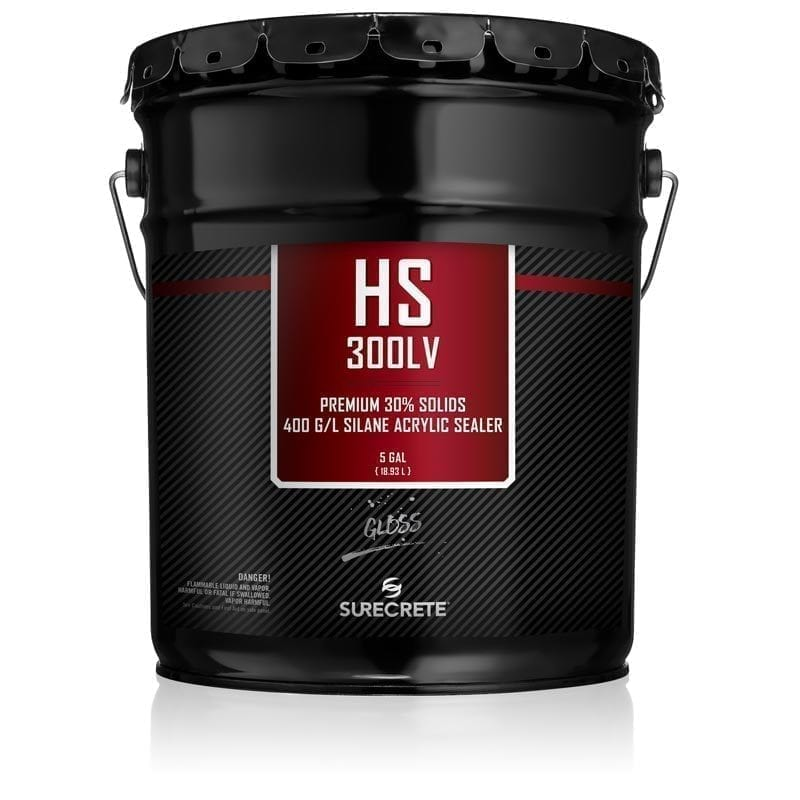 SureCrete Authorized Distributor SureCrete's HS 300™ Series