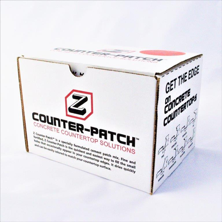 Counterform patch