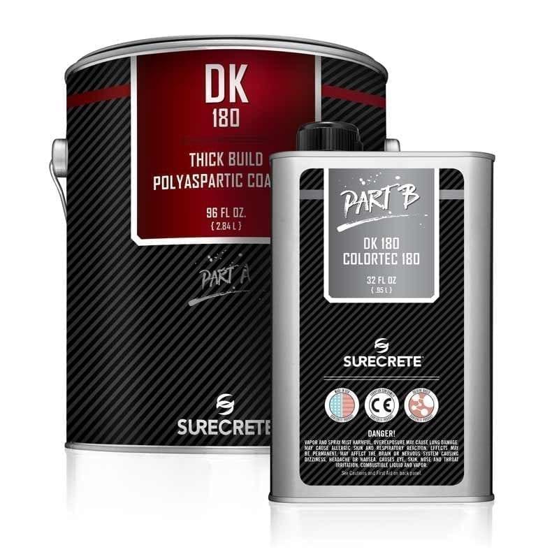 SureCrete Authorized Distributor Dura-Kote 180