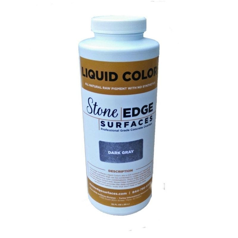 Stone Edge Liquid Color