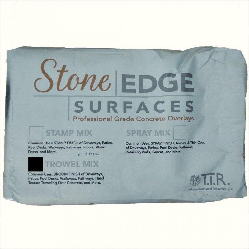 Stone Edge Trowel Mix