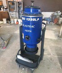 BLASTRAC vacuum