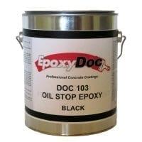 EpoxyDoc 103 oil stop epoxy