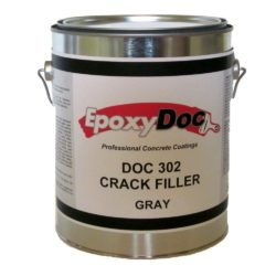EpoxyDoc302 crack filler paste
