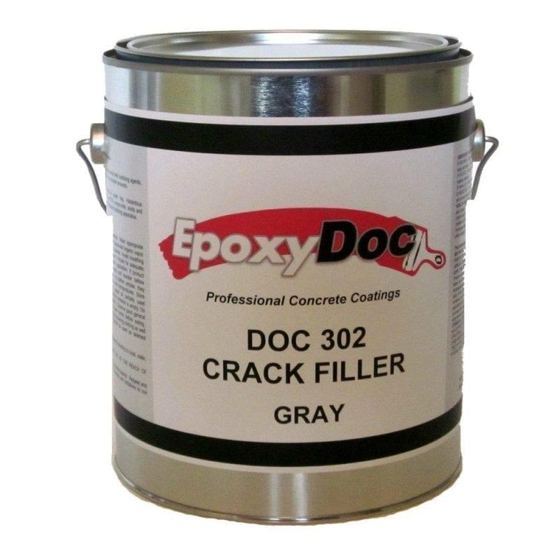 EpoxyDoc302 crack filler paste