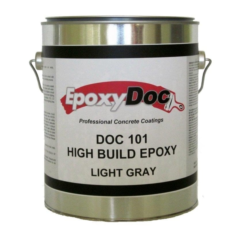 epoxy 100% solids epoxy