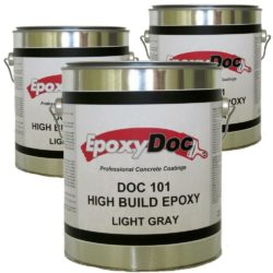 epoxydoc 3 gallon epoxy kit
